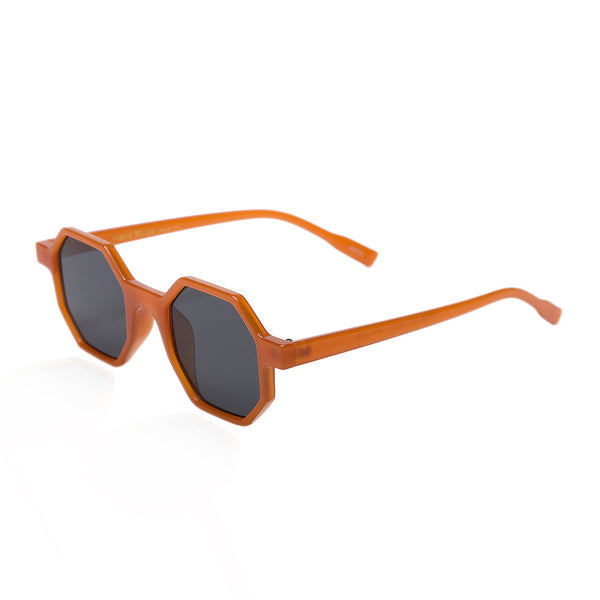 NEMESIS ORANGE | DE-SUNGLASSES SIDE