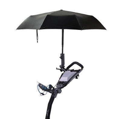 ABS Golf Plastic Golf Umbrella Head Holder With Golf Tool Holder Outdoor Golf Umbrella Tool