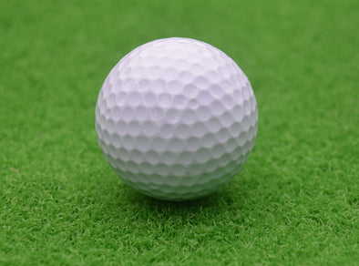 42mm double layer blank Golf balls Golf practice ball