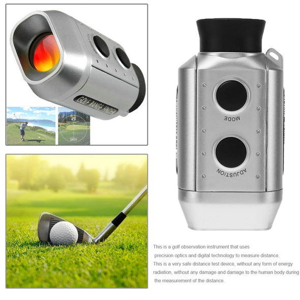 7x 930 yards Digital Optic Telescope Golf Range Finder Hunting Golf Distance Meter Laser Distance Meter Rangefinde Huntingr