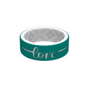 E3 Eternal Love Silicone Rings