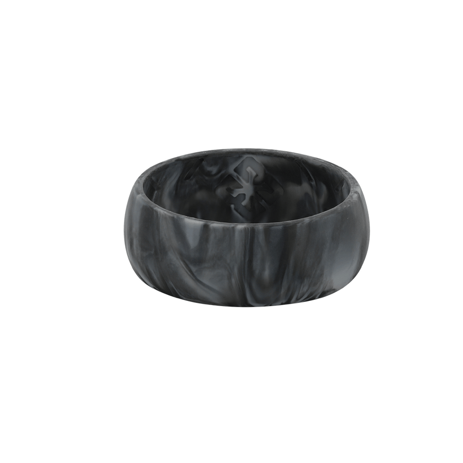 Men's Black Camo Nano less moisture - E3 Active Silicone Wedding Ring