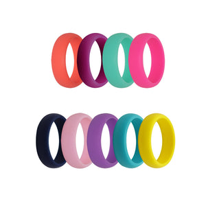 Women's Plain Colour Collection - E3 Active Silicone Wedding Ring