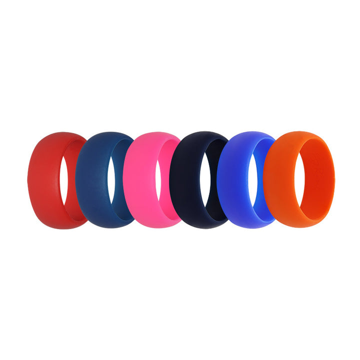 Men's Plain Colour Selection - E3 Active Silicone Wedding Ring