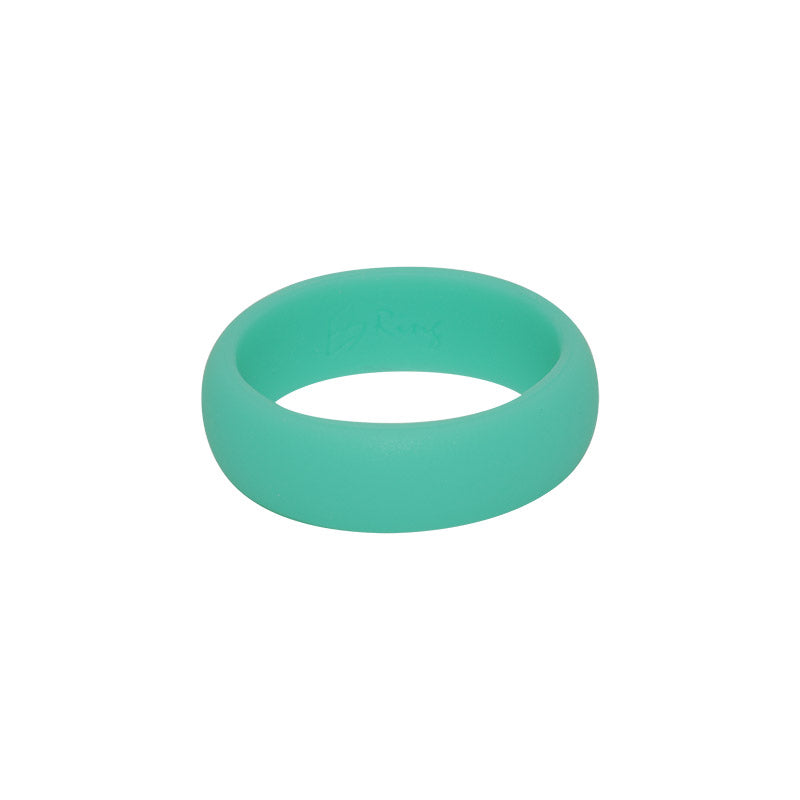 Mint Women's Plain - E3 Active Silicone Wedding Ring