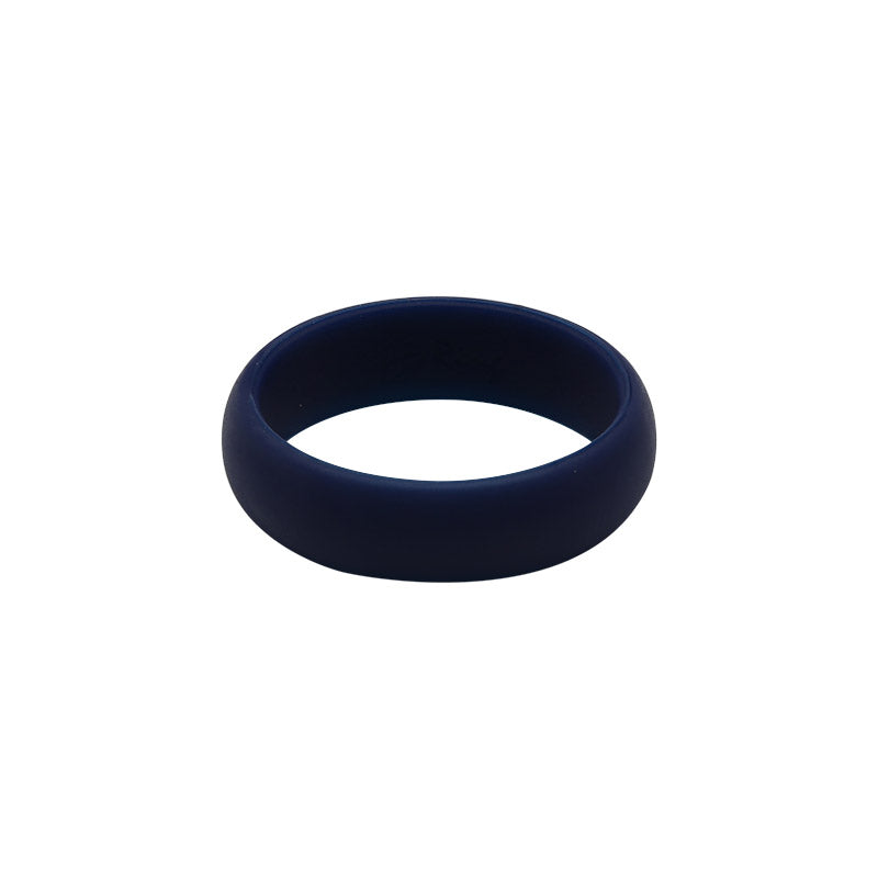 Navy Blue Women's Plain - E3 Active Silicone Wedding Ring