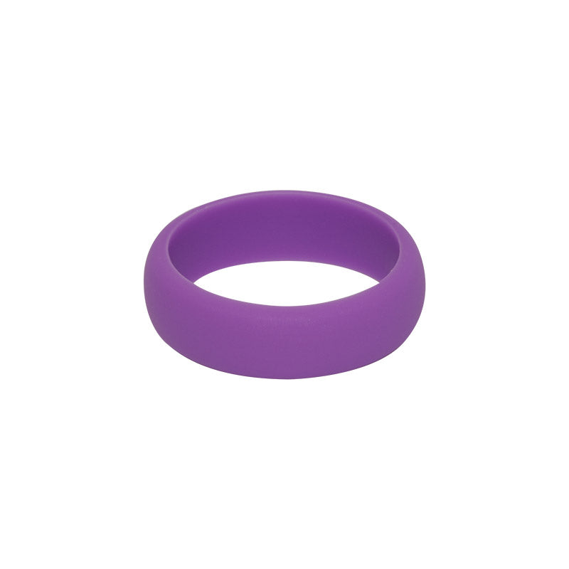 Purple Women's Plain - E3 Active Silicone Wedding Ring