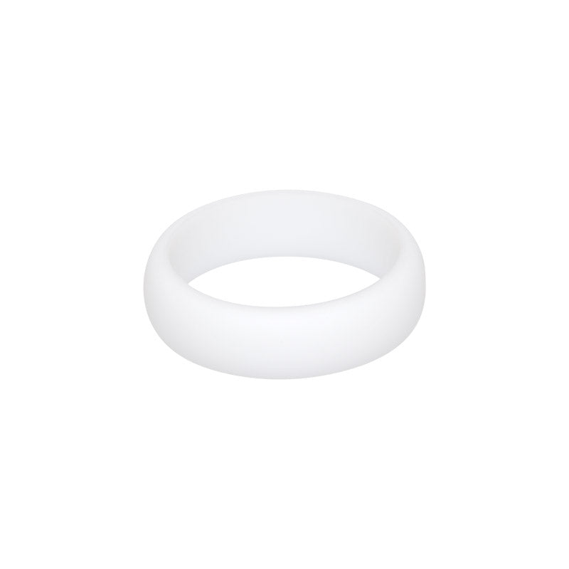 White Women's Plain - E3 Active Silicone Wedding Ring