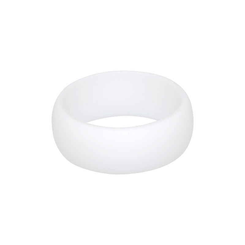 White Men's Plain - E3 Active Silicone Wedding Ring