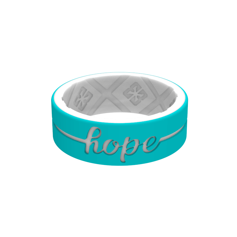 E3 Eternal Hope Silicone Rings