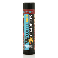 Coffee & Cigarettes Organic Lip Balm