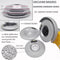 "Diamond Grinding Wheel Arbor 7/8"" SHDIATOOL - DIATOOL"