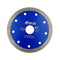 "X Mesh Turbo Diamond Blade Cutting Disc for Tile Ceramic Porcelain Marble Available Size 4""/4.5""/5""/7""/8""/9""/10""/12""/14"" - DIATOOL"