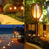 Waterproof Solar Blazing Lights - 1stInHealth