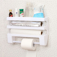 Load image into Gallery viewer, Kitchen Organizer Multifunctional Film Cutter - 1stInHealth
