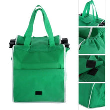 Load image into Gallery viewer, GO GREEN™ Grocery Bag - 1stInHealth