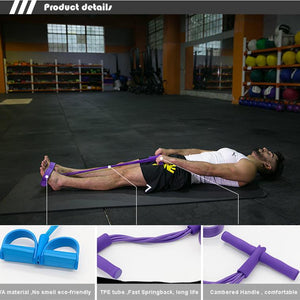 Pull Rope Resistance Band - 1stInHealth