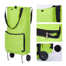 Load image into Gallery viewer, Portable Foldable Shopping Cart - 1stInHealth