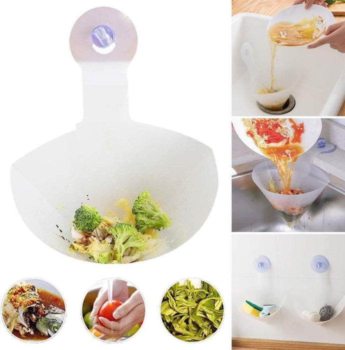 Recyclable Sink Waste Filter - 1stInHealth