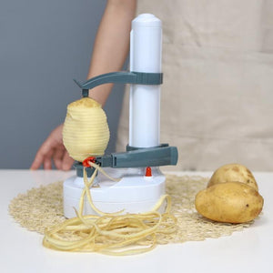 Stainless Steel Multifunctional Electric Peeler - 1stInHealth