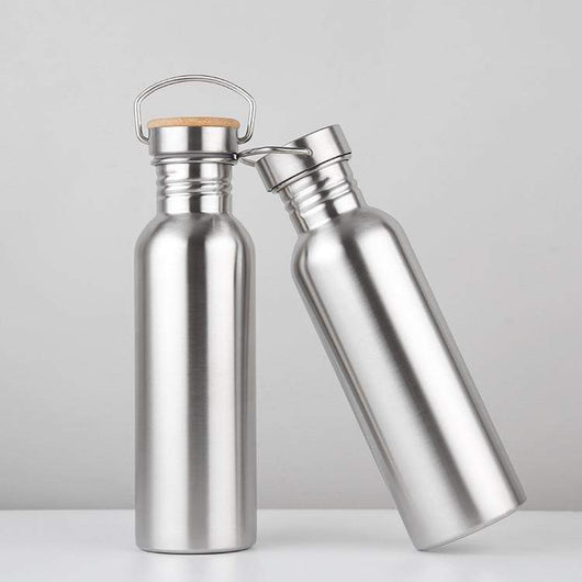 Stainless Steel Water Bottle - 1stInHealth