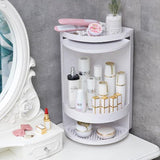 360 Rotating Makeup Organizer - 1stInHealth