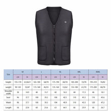 Load image into Gallery viewer, Heated Rechargeable Winter Vest - 1stInHealth