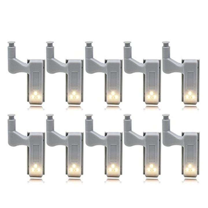 10Pcs Smart Cabinet LED Light - 1stInHealth