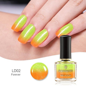 Color Changing Thermal Nail Polish - 1stInHealth