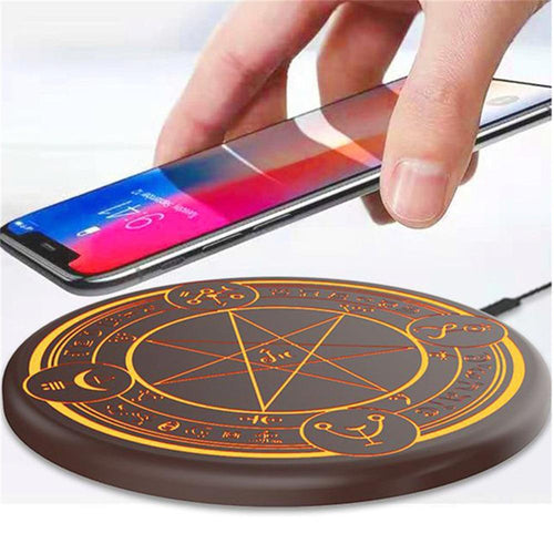 Magic Circle Wireless Charger - 1stInHealth