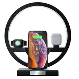 3 in 1 LED Lamp Charging Dock - 1stInHealth