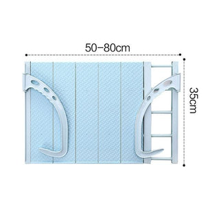 Multifunction Balcony Drying Rack - 1stInHealth