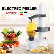 Load image into Gallery viewer, Stainless Steel Multifunctional Electric Peeler - 1stInHealth