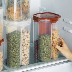 Rotating Food Storage Containers - 1stInHealth