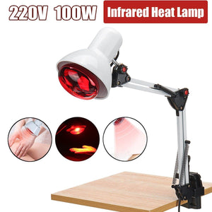 Infrared Therapeutic Pain Relief Heat Lamp - 1stInHealth