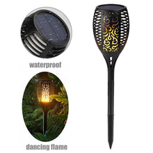 Load image into Gallery viewer, Waterproof Solar Blazing Lights - 1stInHealth