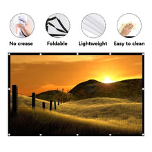 Load image into Gallery viewer, Flex Projector Screen - 1stInHealth