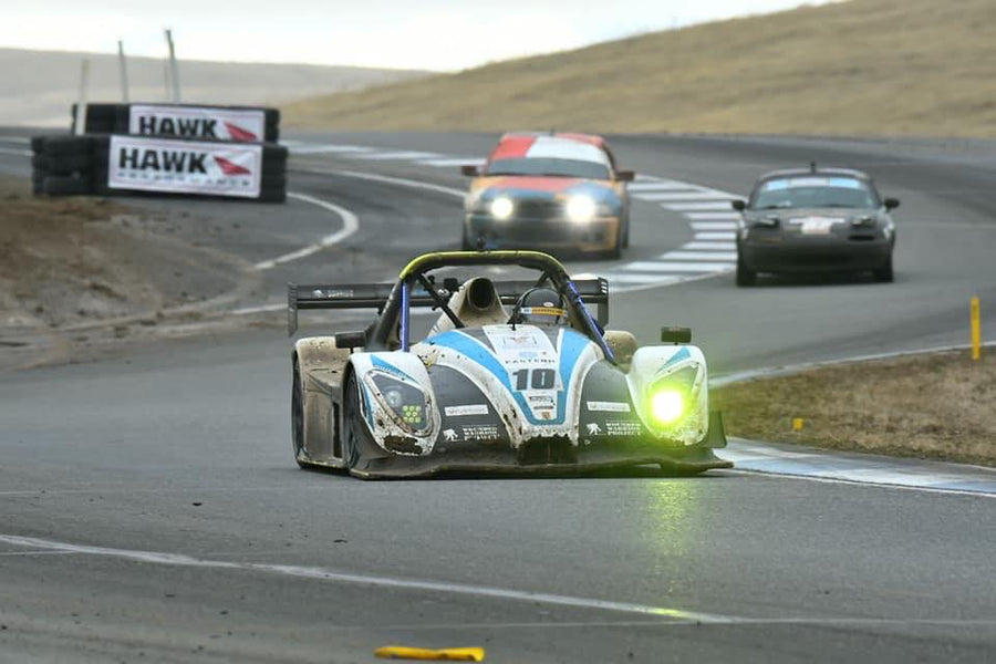 How Podium real-time telemetry helped Turn3 Motorsport win the overall NASA 25H of Thunderhill