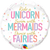 Foil Balloon - Unicorn/Mermaids/Dairies