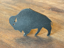 Load image into Gallery viewer, Metal Bison Bottle Opener