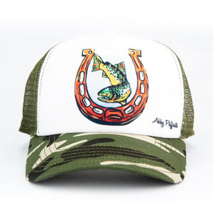 Lucky Fishing Hat