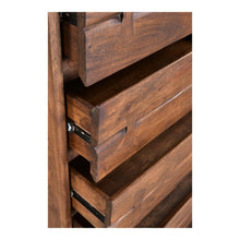 Load image into Gallery viewer, Ridgeline 5 Drawer Chest