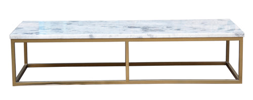 Calbertelli Marble Oversized Coffee Table