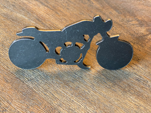 Classic Motorcycle Bottle Opener