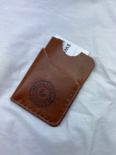 Leather Compact Wallet