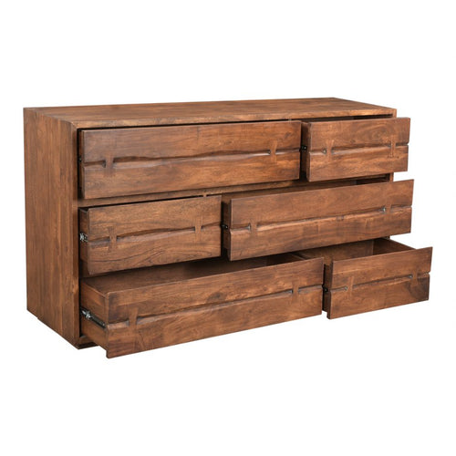 Ridgeline 6 Drawer Dresser