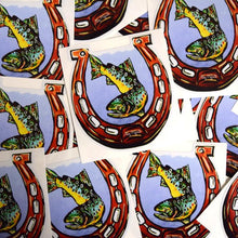 Load image into Gallery viewer, Lucky Fishing Abby Paffrath Sticker