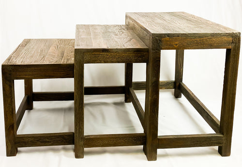 Trilogy 3 pc Nesting Tables