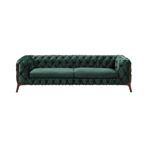 Emmi Hand Tufted Sofa