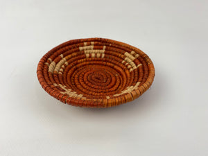 "4.5"" Palm Leaf Bowl Basket"